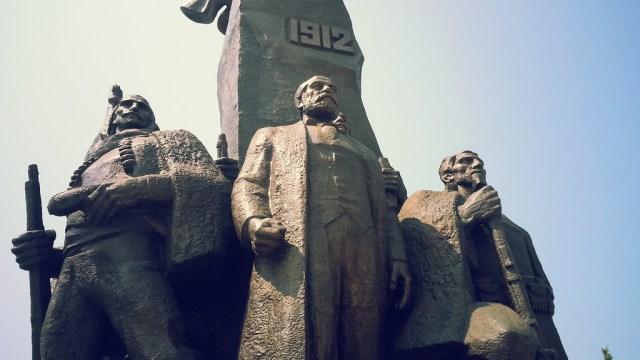 Valona, monumero per l'indipendenza del 1912