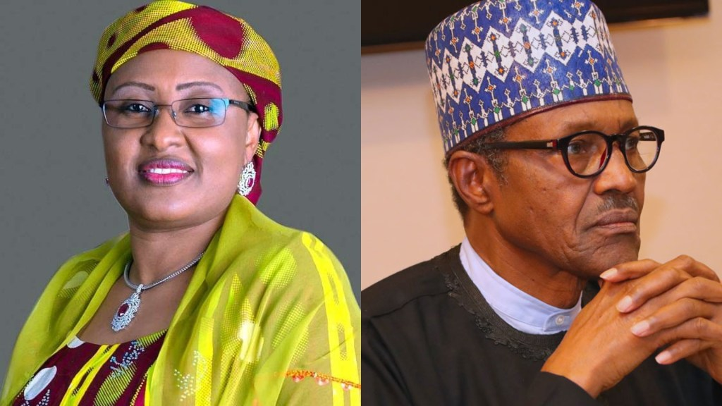 The Cryptic Message Aisha Buhari is passing across to Nigerians