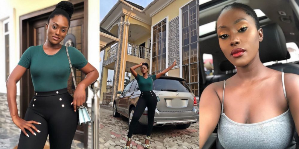 Image result for Actress, Linda Osifo, acquires multi-million naira home in Lagos (photos)