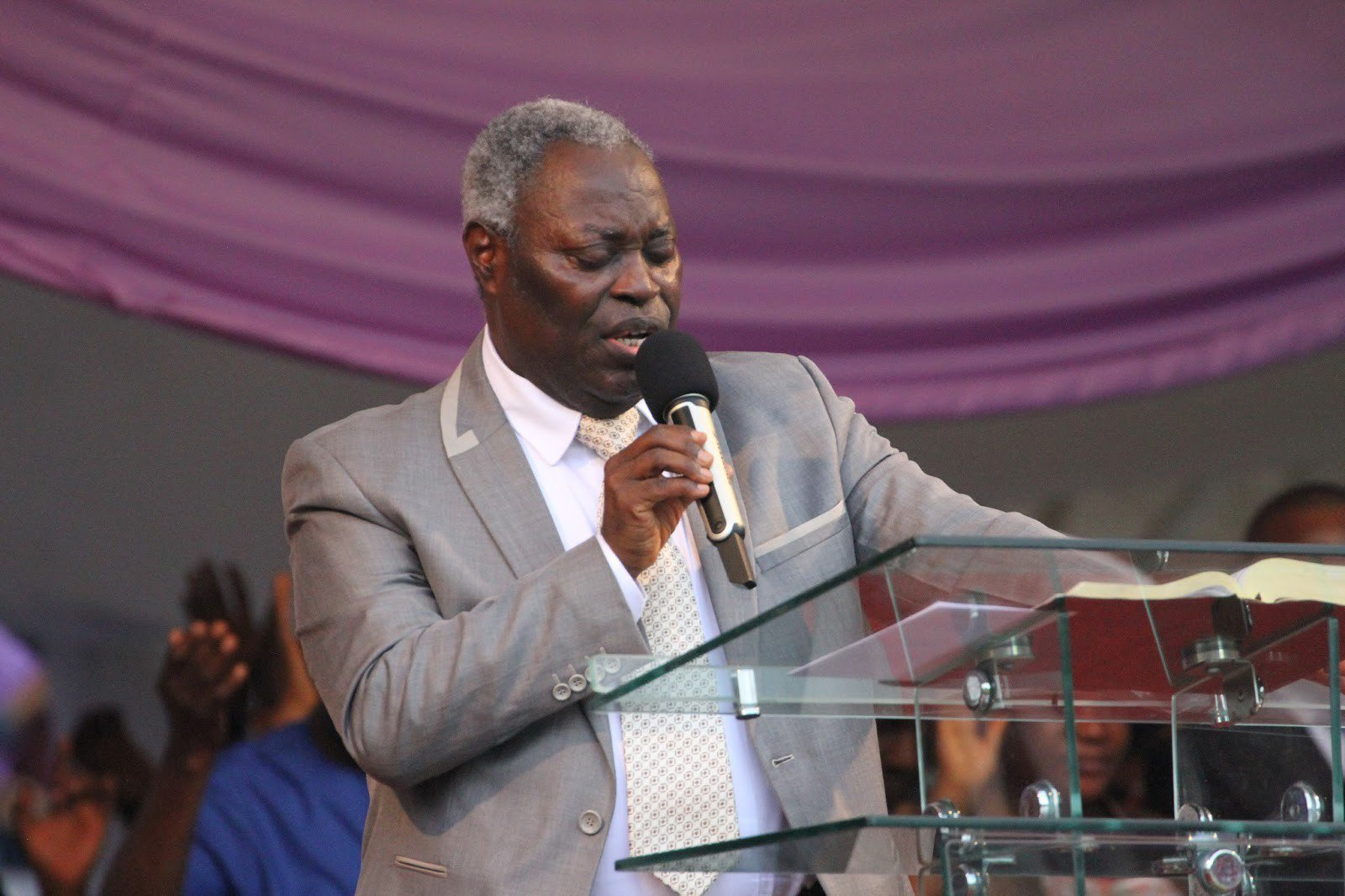 Image result for pictures of pastor kumuyi