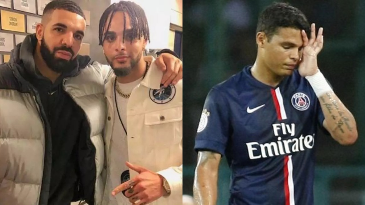 29eb3288986 The Drake Curse: PSG suffers massive loss after Player poses with Rapper