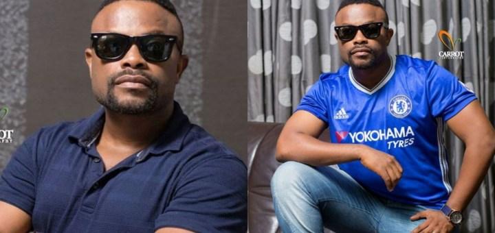Comic Actor, Okon Lagos DEFENDS policemen who raped Ladies arrested in Abuja (Video)