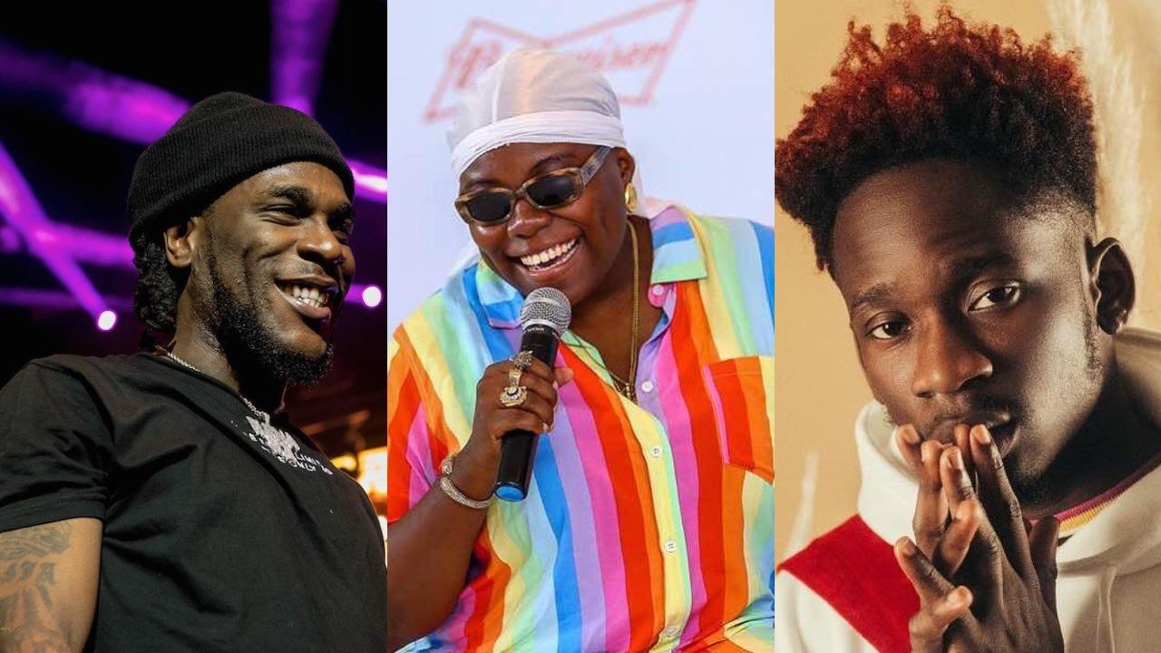 Image result for Burna Boy, Mr Eazi, Teniola Apata nominated for 2019 BET Awards (Full List)