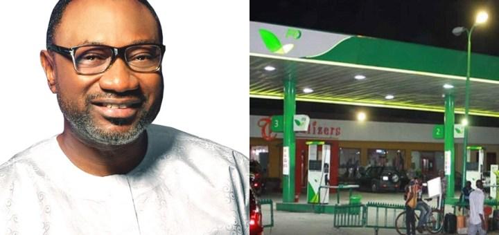 Billionaire Businessman, Femi Otedola announces his Exit from Forte Oil