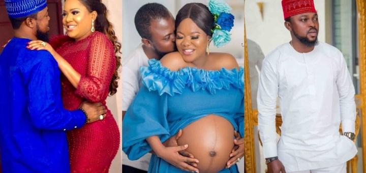 'Men should worship their women' - Kolawole Ajeyemi gushes about his wife Toyin Abraham