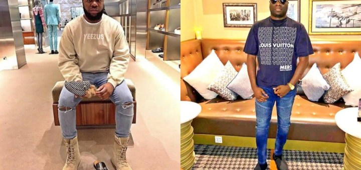 Hushpuppi speaks on his beef with Mompha, reveals why he doesn't share Photos of his Girlfriend