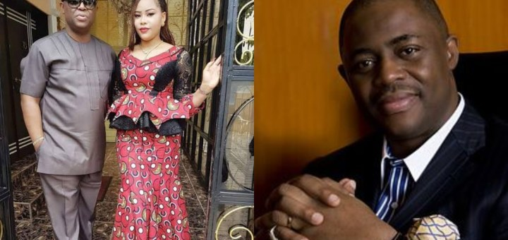 Femi Fani-Kayode reveals his wife wants him to start dressing in t-shirt & Jeans