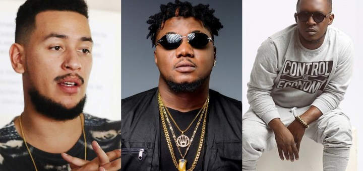 #Xenophobia: 'I have known him to be a stupid man' - CDQ blasts MI Abaga for supporting South African rapper AKA