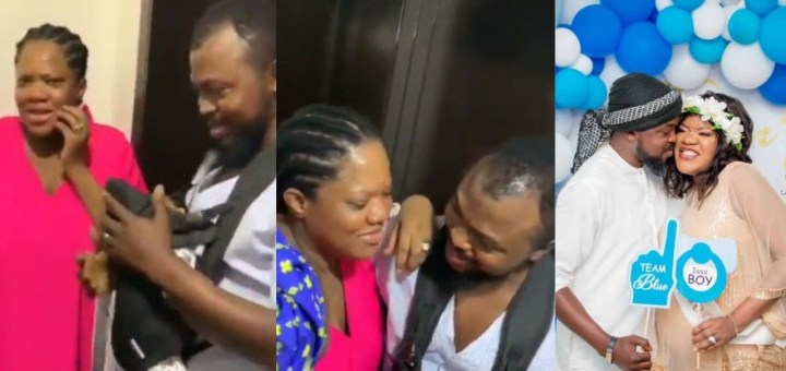 Friends & Family surprise actress Toyin Abraham as she turns a Year Older (Video)