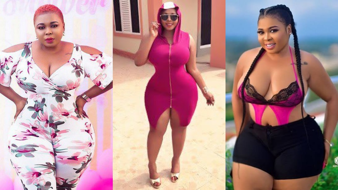 I need a rich boyfriend - Curvy actress, Purfcie Conna cries out ...