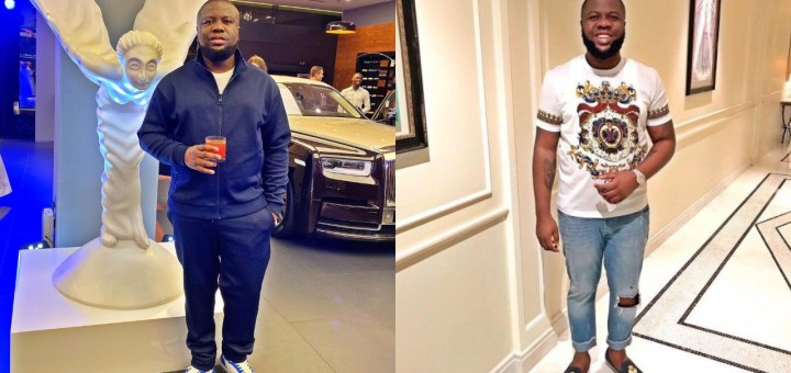 Hushpuppi writes to his fans and self as he celebrates his Birthday