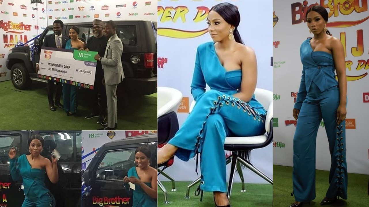 Image result for BBNaija winner, Mercy Eke becomes Innoson brand ambassador