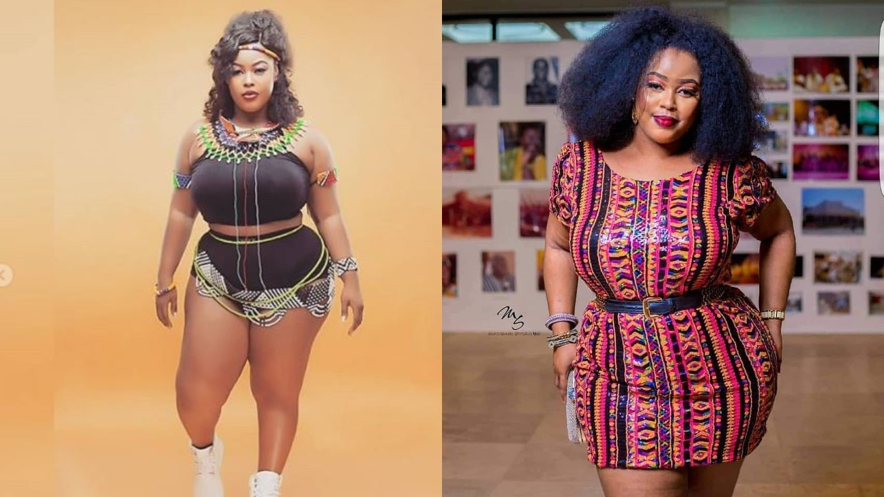 Image result for I No Longer Get Movie Roles After Doing Plastic Surgery – Actress Nana Frema