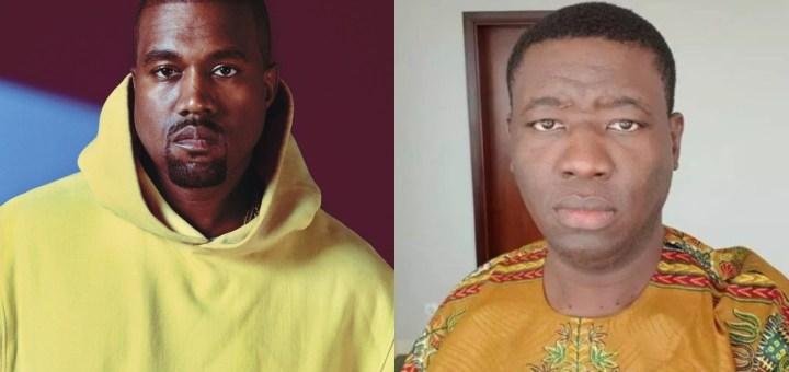 """Pray for Kanye West"" - Leke Adeboye"