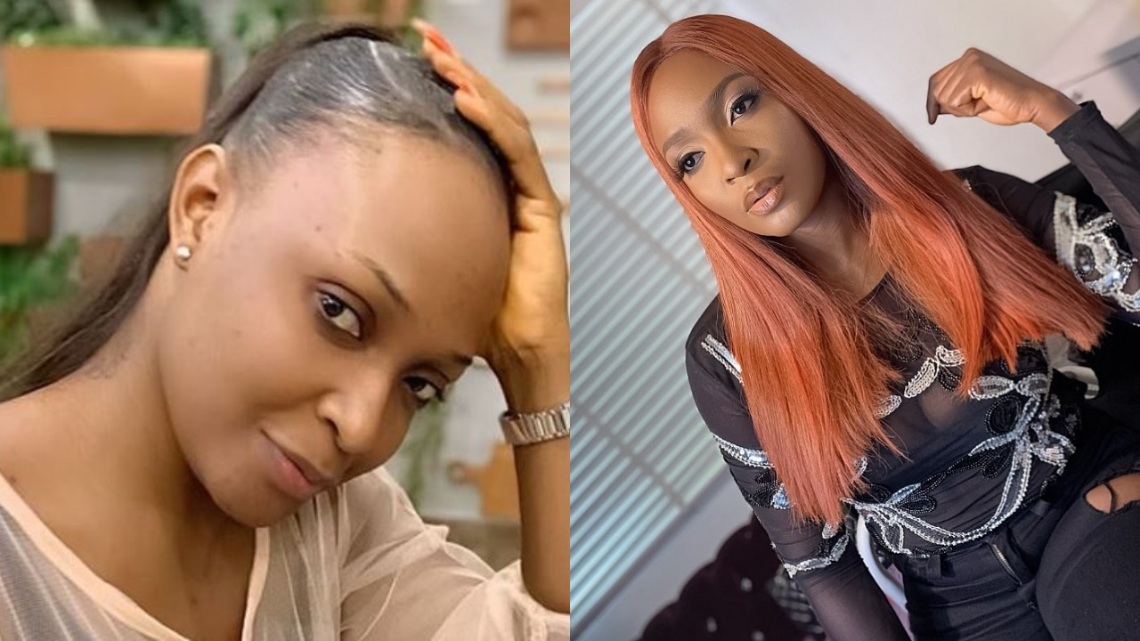 """""""One week after our wedding, he beat me to coma"""" - Blessing Okoro explains why her previous Marriage failed (Video)"""