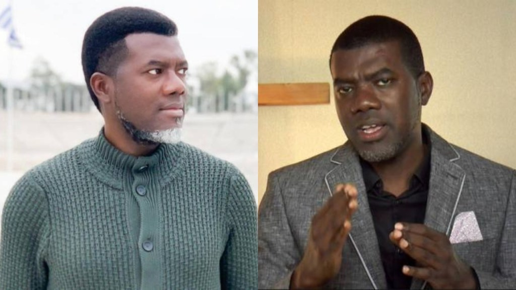 God permitted us to have enemies because they MOTIVATE us with their HATE - Reno Omokri