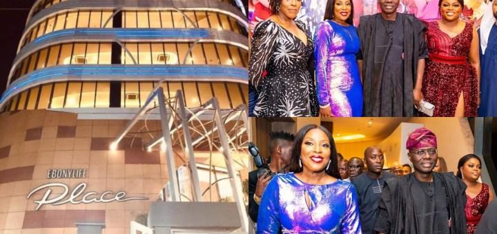 Mo Abudu Launches Multi-Million Naira Entertainment Resort 'Ebonylife Place' (Photos)