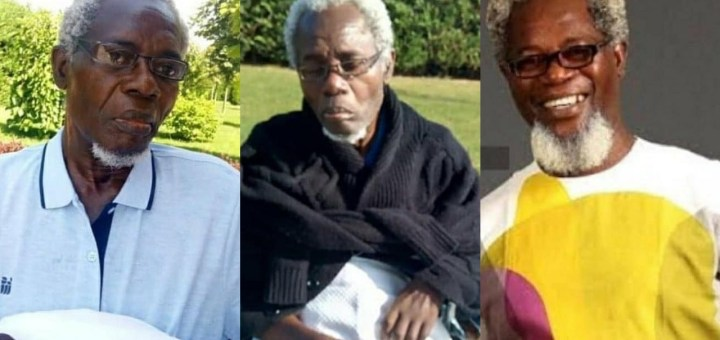 New Photos of Sick Veteran Actor, Victor Olaotan would leave you in Shock