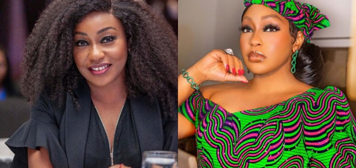 They think I'm not balling because I don't post Designer Labels, Holiday Trips - Rita Dominic
