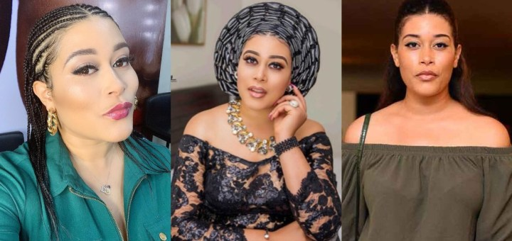 """Instagram troll calls Adunni Ade a """"rude b**ch"""" and tried to shame her for being a Single Mother, she responds"""