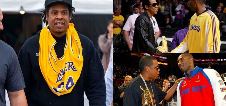 Jay-Z reveals the Final Conversation he had with Kobe Bryant before his Tragic Passing (Video)