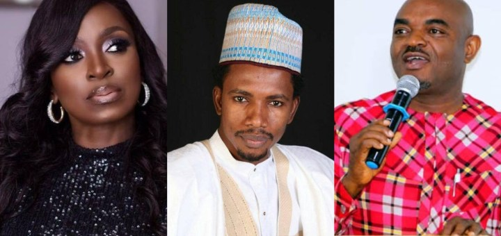 Kate Henshaw calls out AGN President, Emeka Rollas over the enlistment of Senator Elisha Abbo as a patron of the Association
