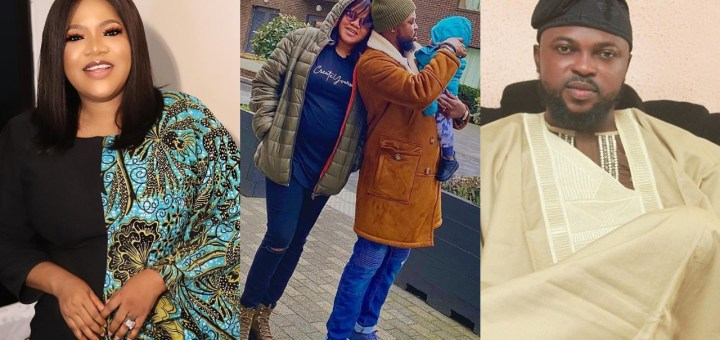 How our love affair started from Abeokuta - Toyin Abraham tells her love story with Kola Ajeyemi
