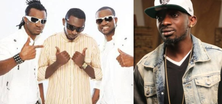 """""""Jude Okoye made me sleep On TV carton while writing songs for Psquare"""" - Singer Mr May D reveals"""