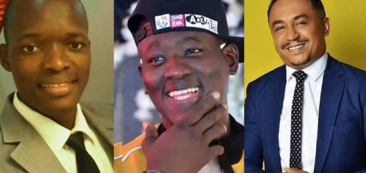 Daddy Freeze Defends Leke Adeboye After He Was Criticised For Dressing Like A Gangster