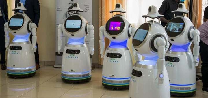 Federal government reportedly acquire profiling robot to process passengers at the airport (Video)