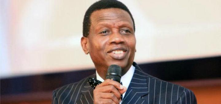 Govts can't lock the world down forever - Pastor Adeboye