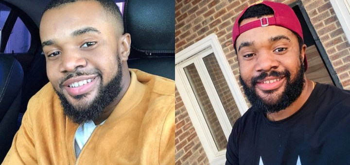 Actor, Williams Uchemba thanks God for saving his life after falling ill for 2 weeks
