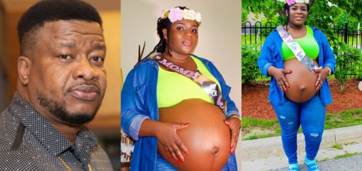 Nollywood actor Brown Igboegwu celebrates first Father's Day as a Daddy