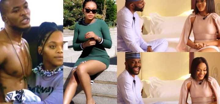 """#BBNaija 2020: """"I maybe regretted my relationship with Eric in the house"""" - Lilo reveals after eviction"""