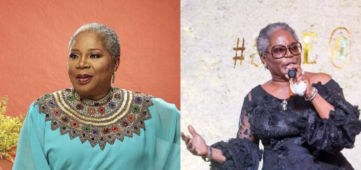 Stop Shaking Bumbum, Be Creative Instead So As To Last Longer - Onyeka Onwenu Advices