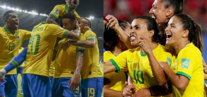 Brazil announces equal pay for men's & women's football teams