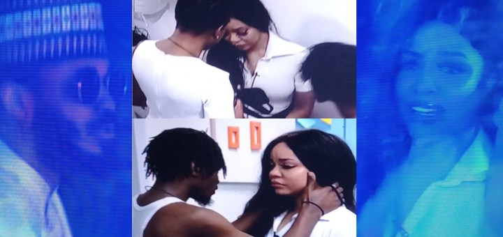 #BBNaija 2020: Watch the Moment Nengi cried after Ozo ignore her during the House Party (Video)