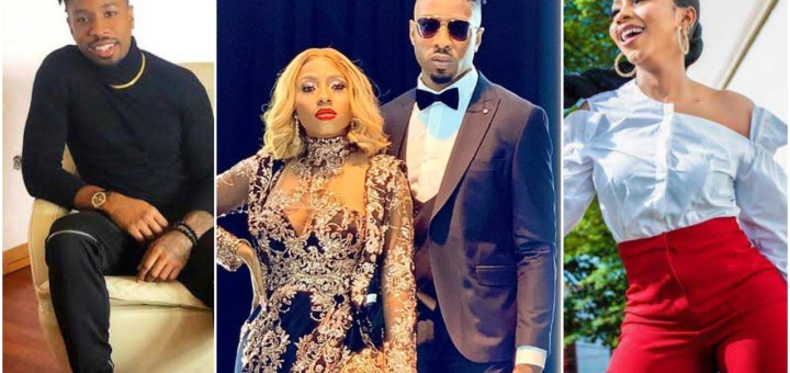 """""""You're my peace & I can't believe you're mine"""" - Reality Star Ike tells Mercy as she clocks 27"""