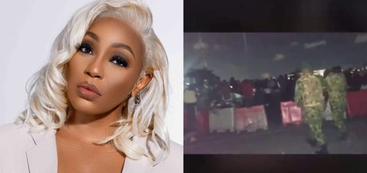 """""""Money And Employment Cannot Wash You Clean"""" - Rita Dominic to thugs Working For Evil Politicians"""