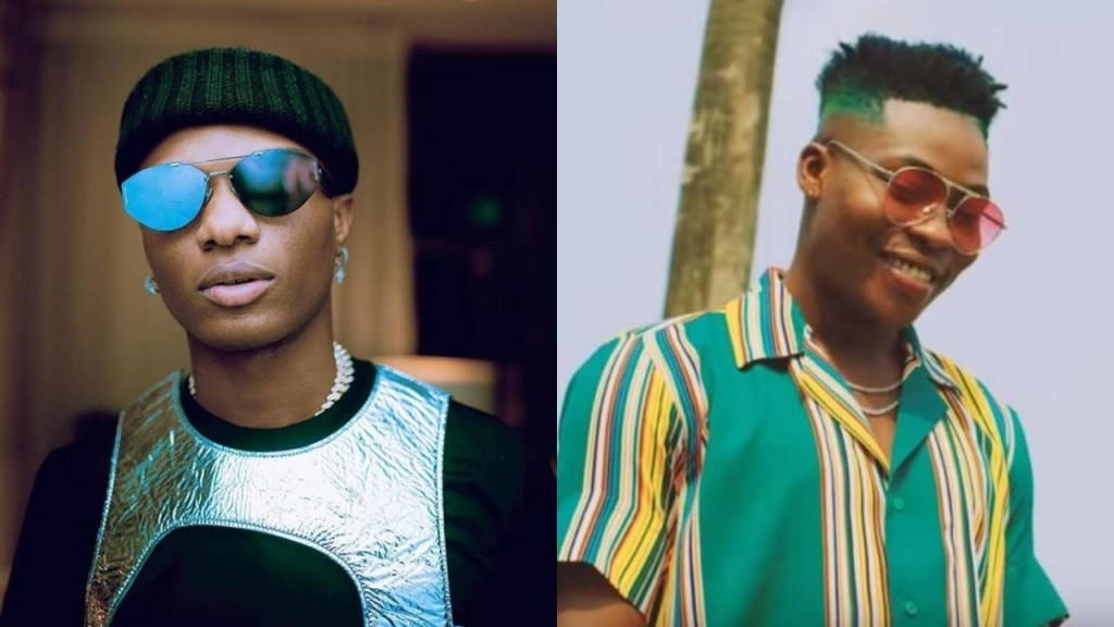 """""""Can't believe you're even doing this at a time like this, fool."""" – Wizkid blasts Reekado for attempting to release their 'old song' amidst #ENDSARS protests."""