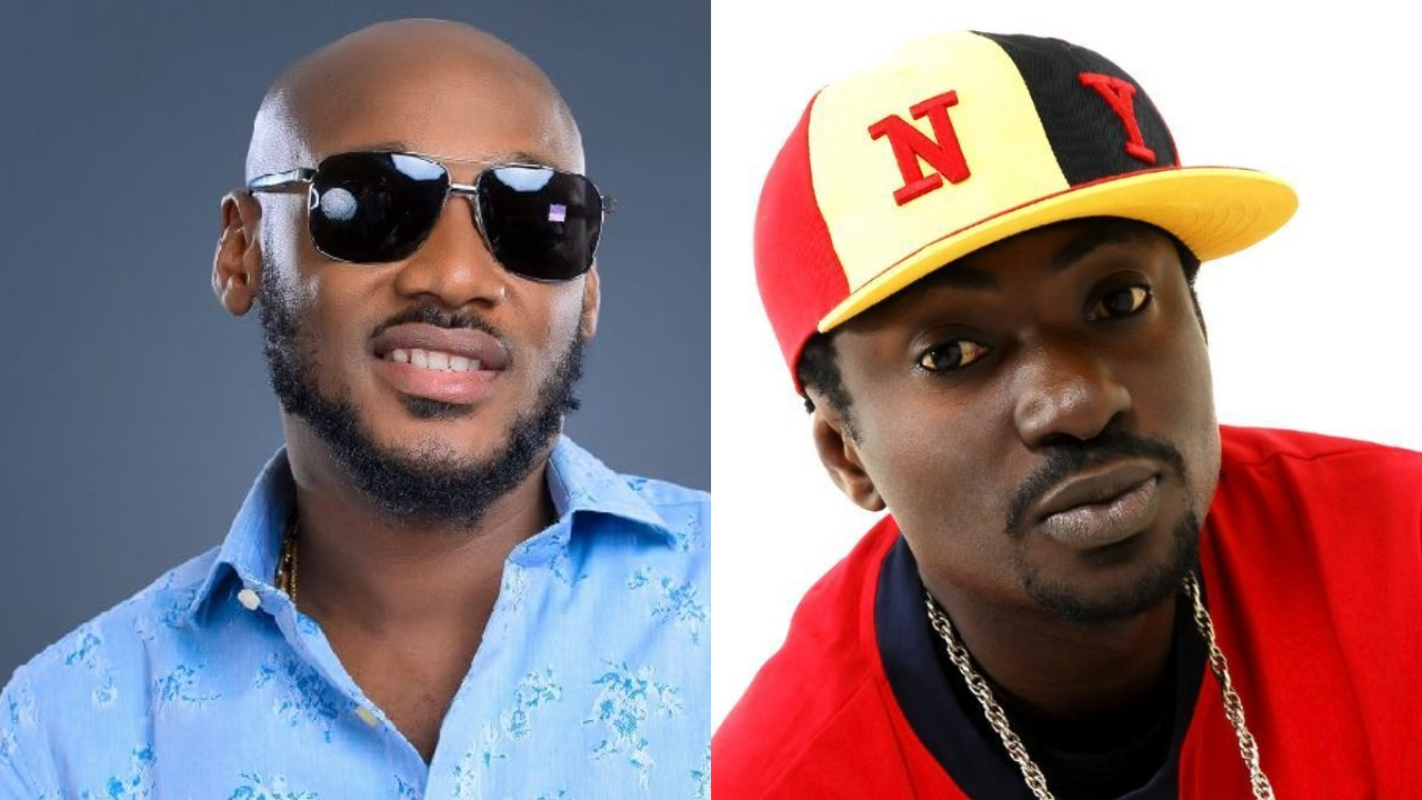 You're a total idiot - 2Face slams Blackface for saying he never spoke up during the PDP administration