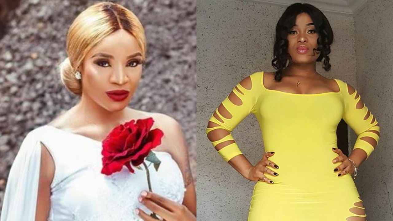 From the mouth of a full-blown lesbian - Actress Uche Ogbodo slams Inem Peter over the comment of 'women being much happier without men'
