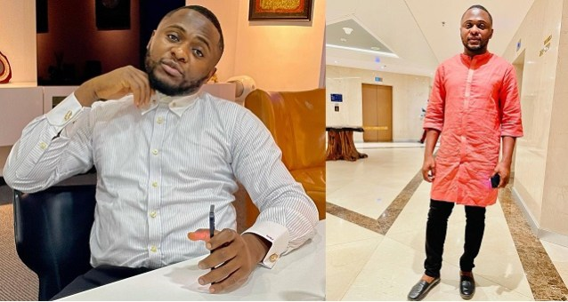 Having four children from four different women doesn't make me a bad person - Ubi Franklin.