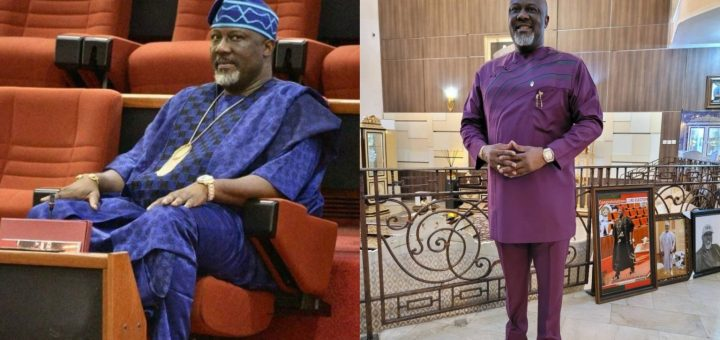 """""""Don't Be A Fool, The Only APC Man You Can Trust Is The Dead APC Man"""" - Dino Melaye Warns"""