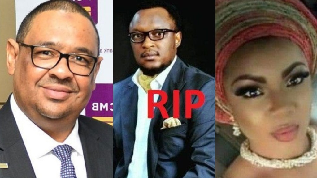FCMB MD Adam Nuru sent on leave as investigation begins