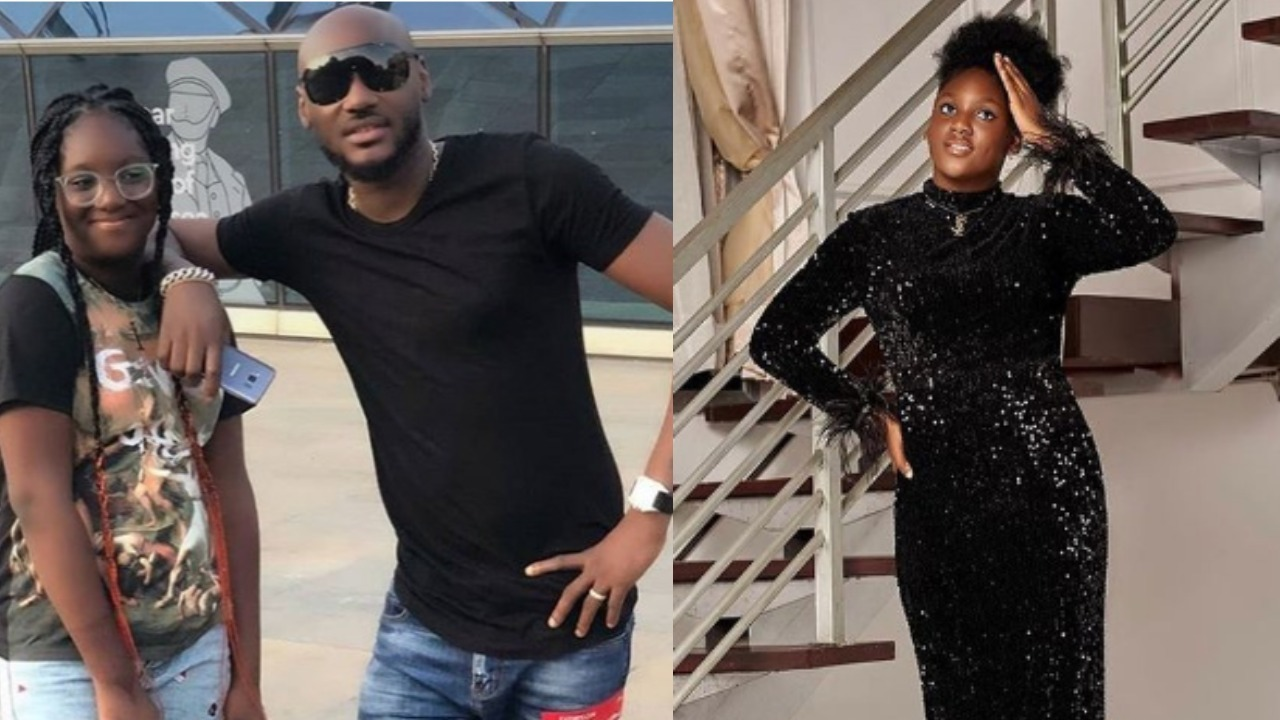 '2face's daughter, Isabella is ripe and it's time for payback' - Nigerian man says