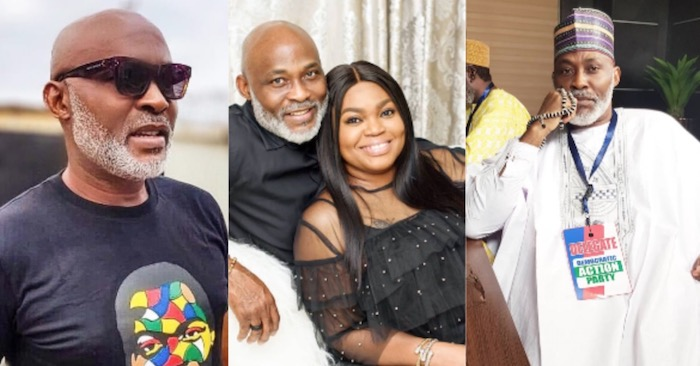 Actor, RMD Allegedly Cheating On His Wife With Chioma - Blogger Opens Can Of Worms