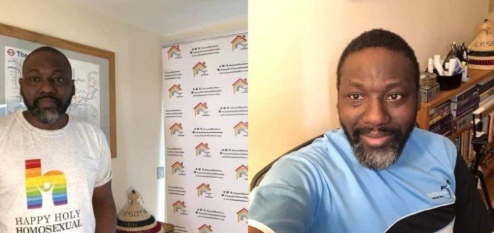 """""""I Am Very Proud To Be Gay And I Am Living Well With HIV"""" - Pastor Reveals"""