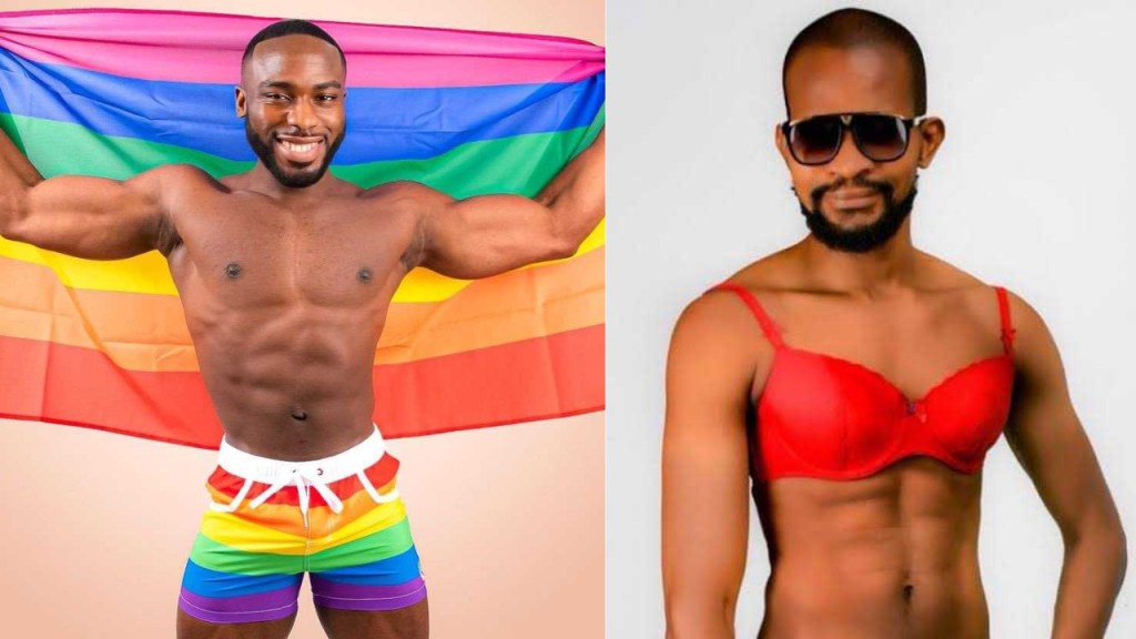 Don't make a joke of the LGBTQ community - Doyin Okupe's son, Bolu tells actor Uche Maduagwu