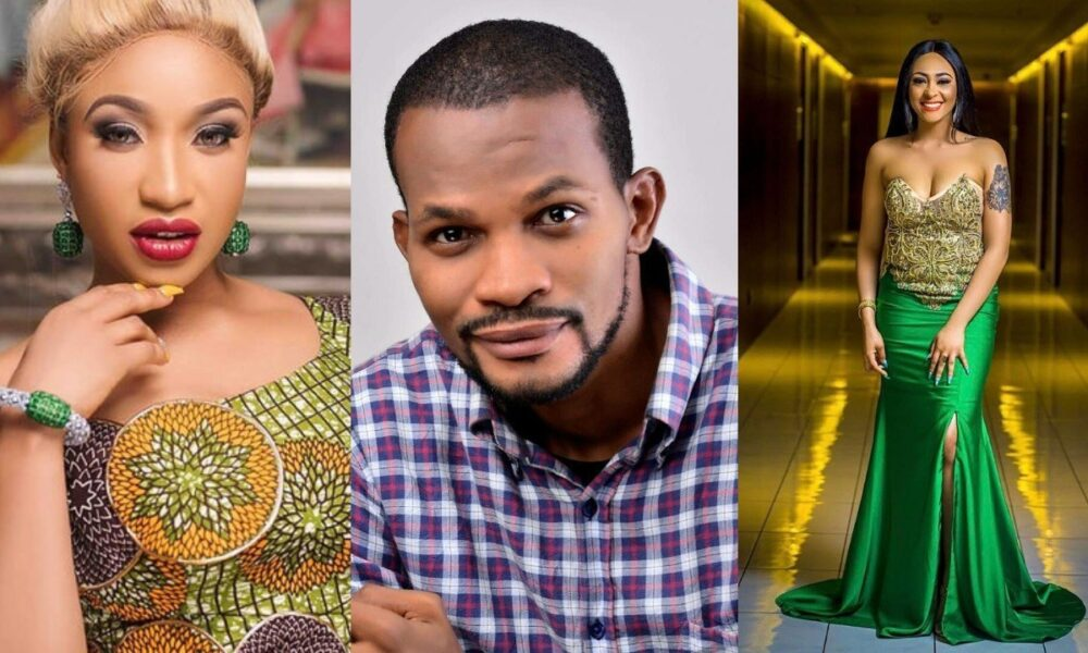 Even Tonto Dikeh knows, Churchill married his true love - Uche Maduagwu